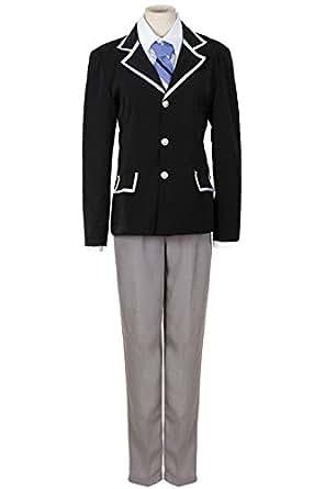 Amazon.com: Nuotuo Mens High School Uniform Outfit Black