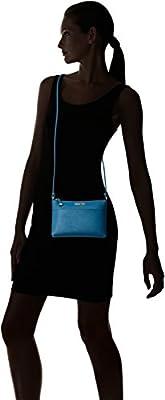 Calvin Klein Small Saffiano Top Zip Crossbody