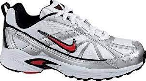 (Nike Dart 6 (GS/PS) Silver/Orange/Black Size)
