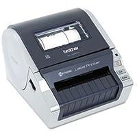 * QL-1060N Wide Label Printer, 69 Labels/Min, 6-7/10w x 8-7/10d x 5-4/5h