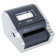 * QL-1060N Wide Label Printer, 69 Labels/Min, 6-7/10w x 8-7/10d x 5-4/5h