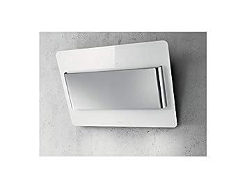 Elica belt wall kitchen hood prf0038443a white wall 80cm: amazon.de