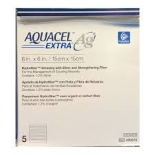 "AQUACEL Ag EXTRA, Square, 6"" x 6"", Box of 5"