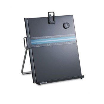 Kensington® Metal Letter Size Copyholder COPYHOLDER,BK,9X12,LTR (Pack of3) ()