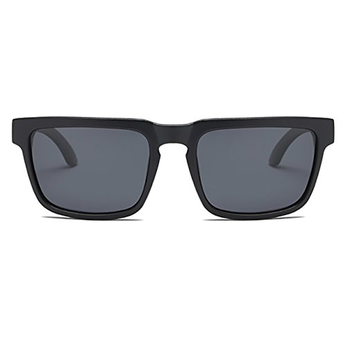 sol de Deportes Gafas D710 Polarizadas Mujer Moda JULI Negro Hombre qfRFTFwx