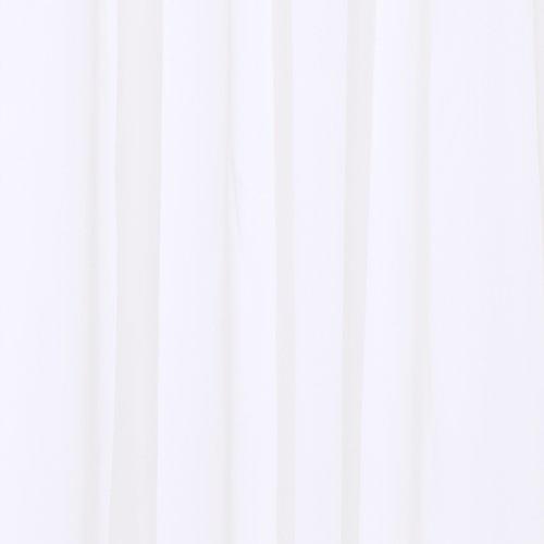 Buy pinch pleat sheers white