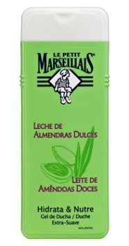 PETIT LE GEL SWEET ALMOND MILK MARSEILLAIS 400 ML.
