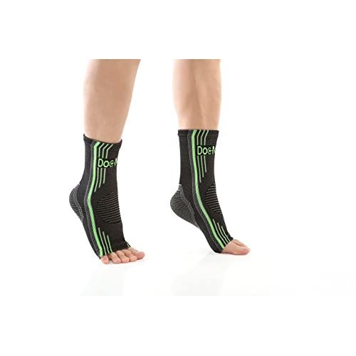 83663331f0 outlet Premium Foot Pain Plantar Fasciitis Socks 1 PAIR Foot Care  Compression Sock Sleeve Achilles Arch