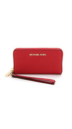8b587c6d7a46 MICHAEL Michael Kors Women s Jet Set Travel Phone Case