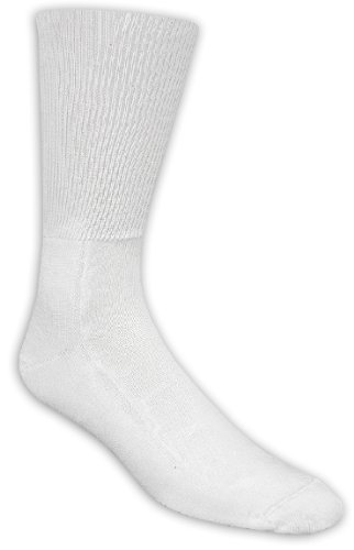 Wigwam Diabetic Strider Pro Socks White XL