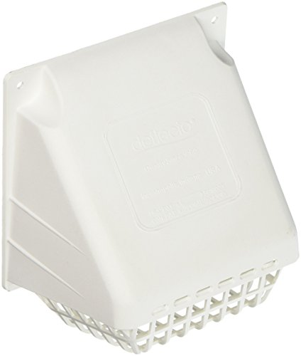 Price comparison product image Deflecto HR4W Replacement Vent Hood - White