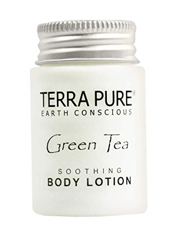 Terra Pure Body Lotion, Travel Size Hotel Amenities, 1 oz (Case of 300)