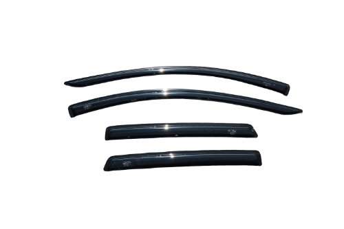 Auto Ventshade 94141  Ventvisor Window Deflector, 4 Piece