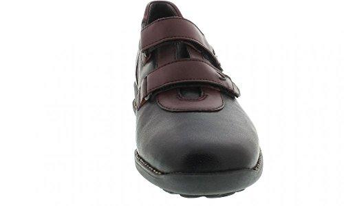 Rieker Größe (Variation) 38, Größenschema 38, Variationsfarbe Schwarz, Farbschema Schwarz