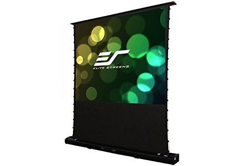 Elite screens kestrel tension 100 inch 16 9 tab for Tab tensioned motorized projection screen