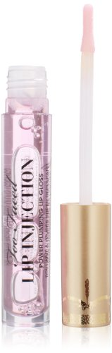 Too Faced Lip Injection Power Plumping Lip Gloss for Women, 0.14 Ounce