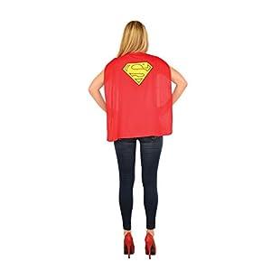 DC Comics Super-Girl T-Shirt With Cape Costume