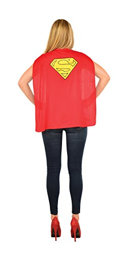 Rubies-DC-Comics-Supergirl-T-Shirt-with-Cape-Costume-880474