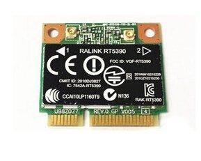 ARBUYSHOP RaLink RT5390 150Mbps La mitad Mini PCI-Express PCIe tarjeta de red inalámbrica WLAN para el ordenador portátil Acer Asus Dell Fujitsu Toshiba ...