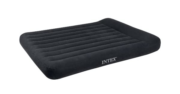 Amazon.com: Intex Pillow Rest – Colchón hinchable (Queen ...