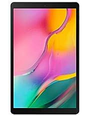 تابلت Tab A T515 2019 من سامسونج جالاكسي، 10.1 انش، 32 جيجابايت، ذاكرة رام 2 جيجابايت، 4G LTE، فضي