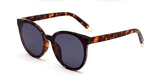 métallique soleil en cercle Morceau lunettes B inspirées rond style retro du de vintage polarisées Noir de Lennon Frêne 5wAzP