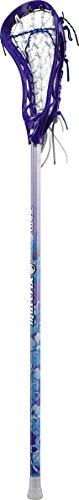 Maverik Lacrosse Twist Complete Stick, Purple