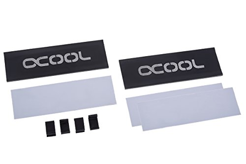 Alphacool 11310 HDX - M.2 SSD M01-80mm - Black Air Cooling Air Cooler