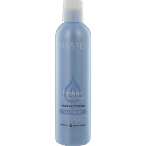 MASTEY by Mastey FREHAIR DAILY DETANGLER CONDITIONER FOR NORMAL TO DRY HAIR OIL FREE & DYE-FREE 8 OZ BHBUKPPOAZIN680