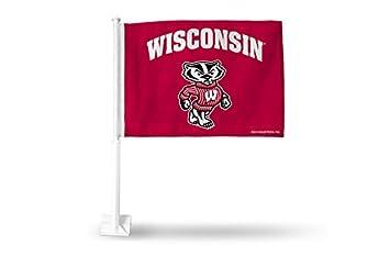 6fa743418ff33 Amazon.com : Rico Industries NCAA Unisex-Adult NCAA Car Flag ...