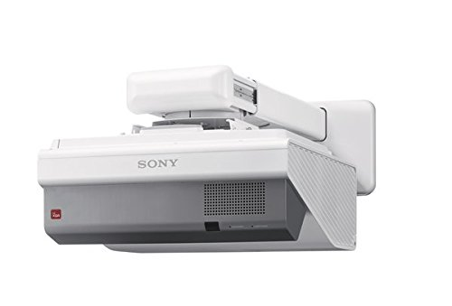 Sony VPLSW631M LCD Projector - 720p - HDTV - Front - 225 W -