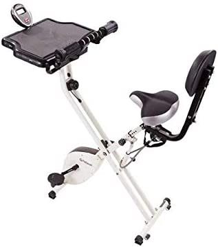 FitDesk 2.0 Desk Exercise Bike with Massage Bar: Amazon.es ...