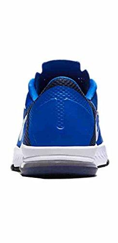 Nike Mens Zoomtrein Complete Training Hardloopschoenen Hyper Kobalt Wit