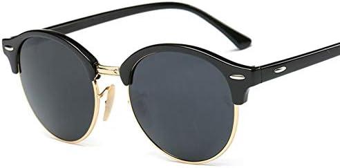 Taiyangcheng Klassische Sonnenbrille Polarisierte Männer Nachtsicht Driving Sunglass Retro Round Mirror Shades Sonnenbrille Männliche Brillen