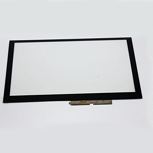 LCDOLED14 inch Replacement Touch Screen Digitizer Front Glass Panel For Toshiba Satellite P840T P845T Series P845T-S4305 P845T-S4102 P845T-S4310 P845T-S4200 Front Lcd Panel Bezel