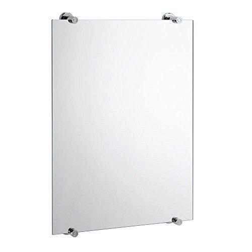 Gatco 1561 Latitude II Minimalist Mirror, Chrome by Gatco