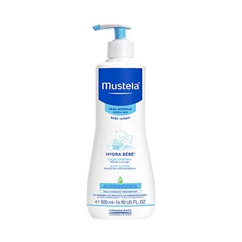 Mustela Hydra Bébé – Körpermilch für die empfindliche Babyhaut (1 x 500 ml)