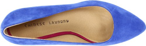 Chinese Laundry London Mujer Ante Tacones