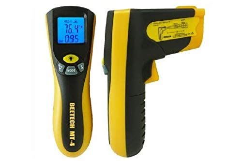 Beetech MT-4 Digital Infrared Thermometer (Max Temp 50 to 550C)