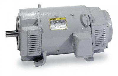 - (DMG2340) 40 Hp 230 Vdc Armature/Field 329AT Frame 1750 Rpm