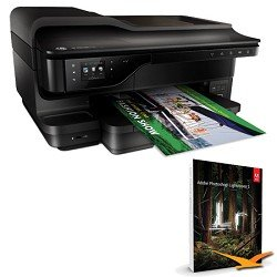 Hewlett Packard Officejet 7610 Wide Format e-All-in-One Printer w/ Photoshop Lightroom 5 MAC/PC