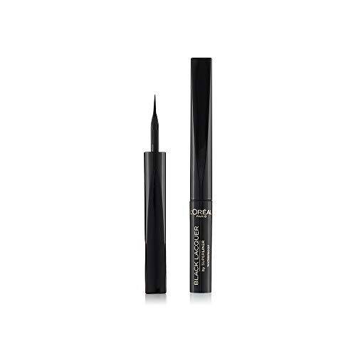 L'Oreal Paris Super Liner Black Lacquer Eyeliner, Waterproof, 6ml