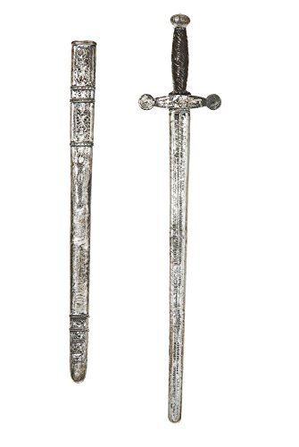 Charades Adult 29-inch Knight Sword Costume Weapon, -