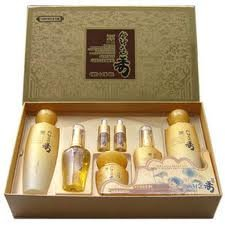 Korean-CosmeticsChihwaseon-Soo-Premium-Herbal-Skin-Care-5pc-Set