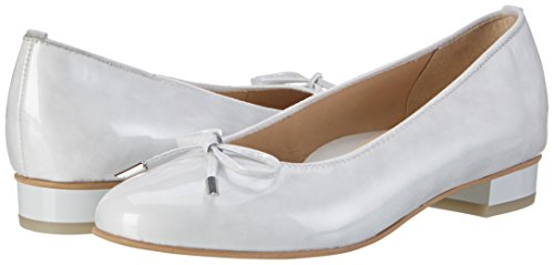 offwhite Bianco Eu Donna Ara Ballerine Bari wq1afa