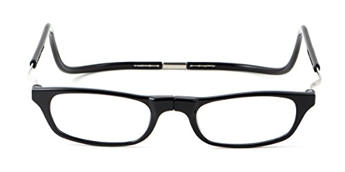 9884d2d8b937 Clic Magnetic XXL Reading Glasses in black   +1.25 available in the ...