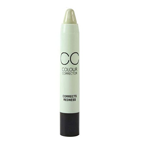 Concealer Pen - M.N Face Makeup CC Color Corrector Blemish Concealer Cream Base Palette Pen concealer Stick Cosmetic -02# Corrects Redness