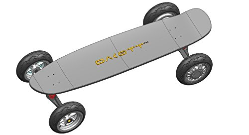 Dakott 500x2 Hub Motor High long Electric Skateboard,