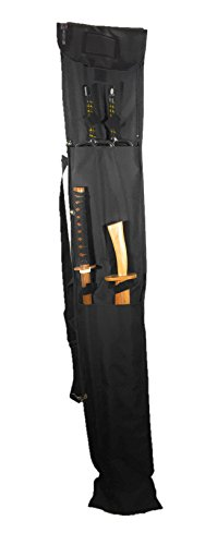 "Bobags Martial Arts 60"" BIG Bobag for carrying Staff / Sword / Sai / Kama / Tonfa / Escrima"
