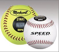 9'' Speed Sensor Baseball (MPH) from Markwort by Markwort